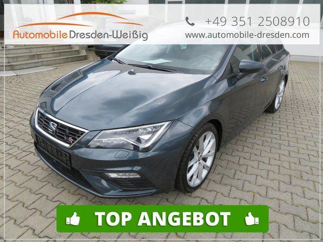 SEAT Leon 2.0 TSI ST DSG FR-LED-Pano-Beats-DAB+