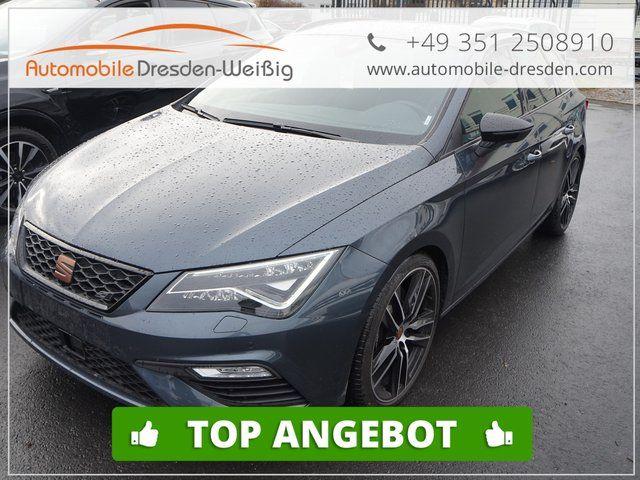 SEAT Leon ST Cupra-WLTP-ACC-ActiveInfo-Navi-