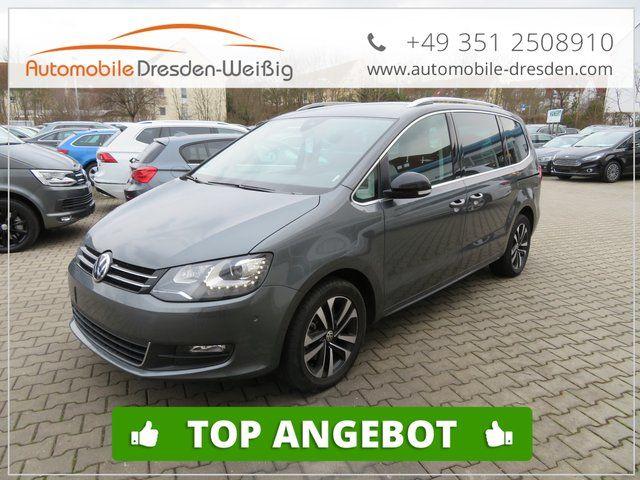 VW Sharan 2.0 TDI DSG IQ.DRIVE-ACC--34% von UPE-