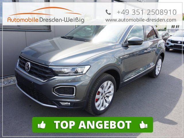 VW T-Roc 2.0 TSI Sport 4Motion DSG-DAB-Navi-WLTP2