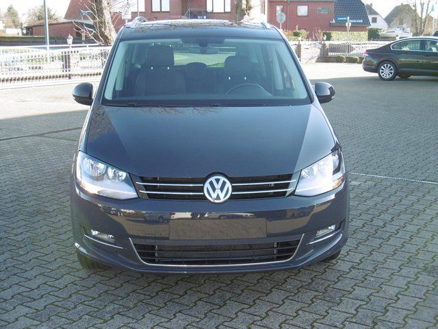 VW Sharan 1.4 Highline BMT TSI 5Sitze Klima Alu