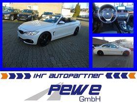 BMW 430i Cabrio Sport Line Autom.-Head-UP-20''-Kam.