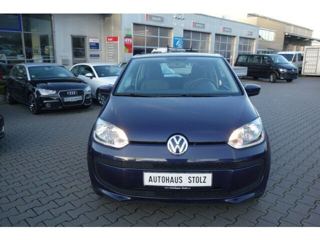VW up! move up! BMT