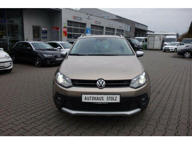 VW Polo V Cross Polo BMT/Start-Stopp 18 Alufelgen