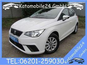SEAT Ibiza Style 1.0 TGI CNG Erdgas Alu Bluetooth MFL PDC ...