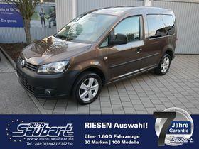 VW Caddy Kastenwagen 1.6 TDI DPF ECOPROFI - AHK - PDC - SHZG - WASSERZUSATZHEIZUNG