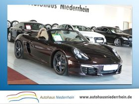 Porsche Boxster 2.7 PDK ALCANTARA_LEDER+SPORTSITZE+19Z-
