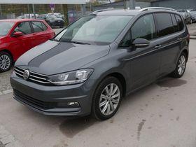 VW Touran 1.5 TSI ACT IQ.DRIVE - BUSINESS-PAKET - ACC - NAVI - PARK ASSIST - SHZG - 17 ZOLL - 7-SITZER