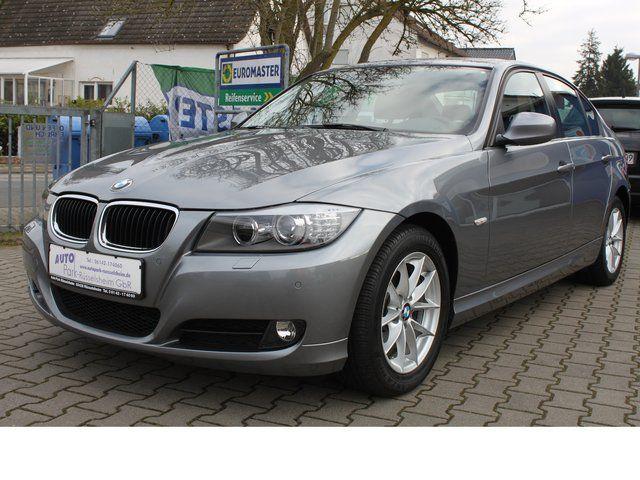 BMW 320i Automatik -ALU-NAVI-KLIMA-PDC-