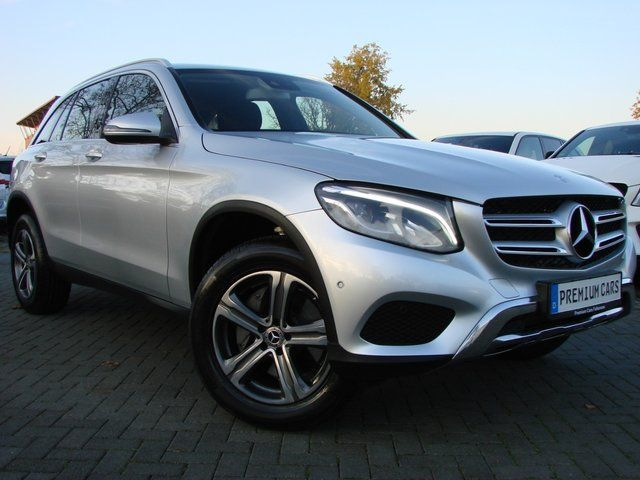MERCEDES-BENZ GLC 250 4Matic Navi LED Off-Road-Pro Paket
