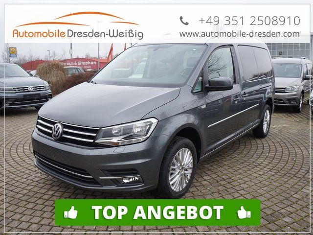 VW Caddy 1.4 TSI Maxi Highline-FrontAssist-WLTP2-