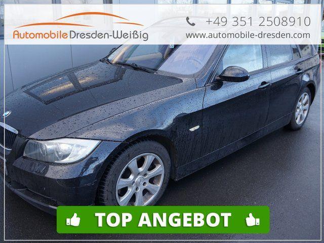 BMW 320 d-Xenon-Leder-Navi-