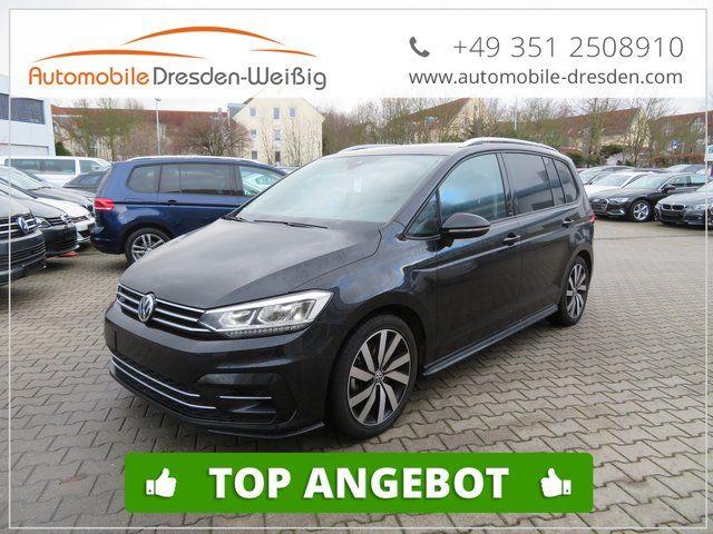 VW Touran 1.5 TSI R Line IQ.DRIVE-EU6dTemp-WLTP
