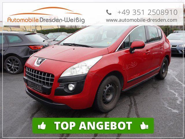 PEUGEOT 3008 Premium-Pano-Klimaauto