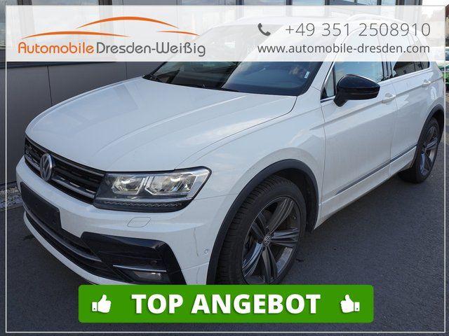 VW Tiguan 1.5 TSI R Line DSG IQ.DRIVE-UPE 45.000Euro-