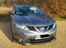 Nissan Qashqai TEKNA 1,5 Diesel EURO 6 Garantie