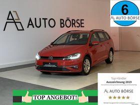 VW Golf 7 Var TDI DSG-VOLL LED-ACC-NAV-APP-ALCANTAR