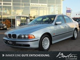 BMW 520i Klimaautomatik 33 TKM - DEUTSCHES FZG
