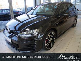 VW Golf GTD 2.0 TDI-EURO 6-DSG-NAVI-DEUTSCHES AUTO