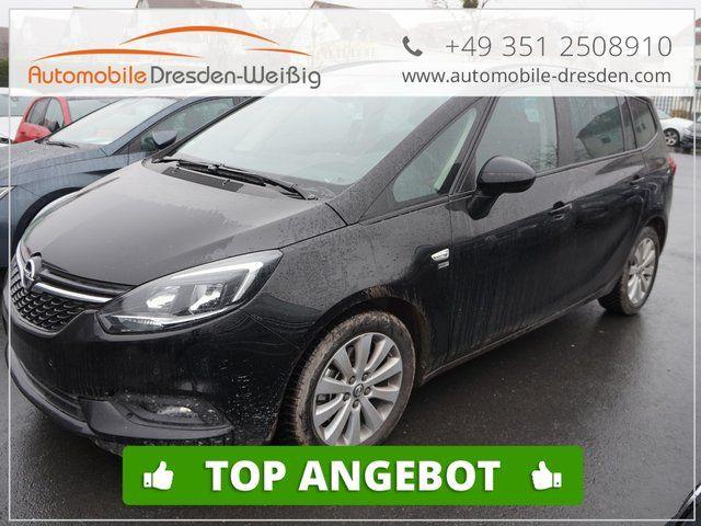 OPEL Zafira Tourer 1.6 Turbo 120 Jahre-Automatik-7 Sitze
