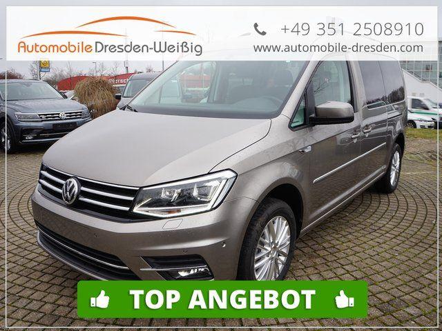 VW Caddy 1.4 TSI Maxi Highline-DSG-ACC-EU6d Temp