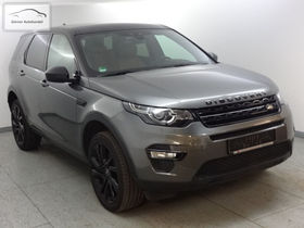Land Rover Discovery Sport HSE Luxury+Pano+STHz+Leder+Cam