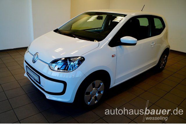 VW up! move 1.0 -Mobiles Navi, Easy Entry Memoryfunktion, Cool & Sound-Paket ...