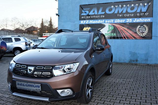 Dacia Sandero II Stepway-Automatik -NAVI-PDC-CAM-KLIMA