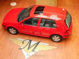 VW Golf GTI 2,3 V5 Auto. Liebhaber Rarität 4-Türig Klimatronik+ESSD
