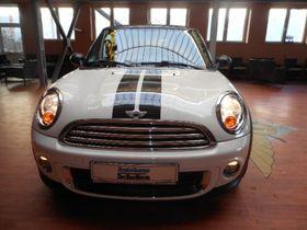 MINI ONE Cabrio erst 43 TKM Leder Multi Klima Garagenwagen