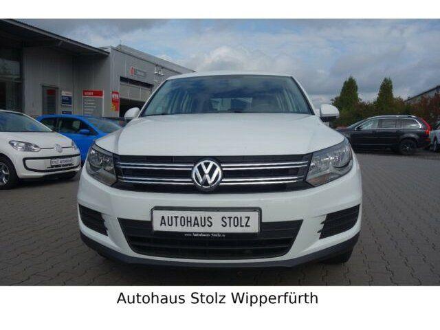 VW Tiguan Trend & Fun BMT Navigation Euro 6