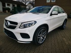 MERCEDES-BENZ GLE 400 Coupe 4Matic AMG Navi Panorama LED
