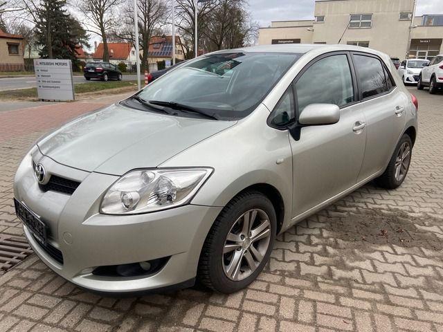 Toyota Auris 1.6 VVT-i Sol Scheckheft Kliaautomatik