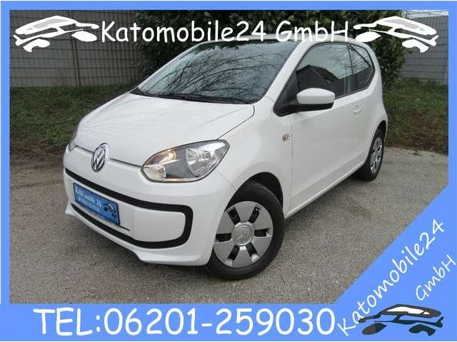 VW up! move up! eco Erdgas CNG BMT EURO 6 Klima Navi ...