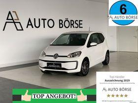 VW up! move 1.0 ASG-SOUND-NAVI-PDC-KLIMA-LED-ALU
