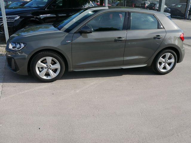Audi A1 SPORTBACK 30 TFSI - S-TRONIC - S-LINE EXTERIEUR - PDC - SHZG - VIRTUAL COCKPIT - KLIMA