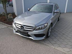 Mercedes-Benz C 200 AMG-LINE - 7G-TRONIC - LEDER - NAVI - LED-SCHEINWERFER - PARK-ASSIST - ESHD - 18 ZOLL