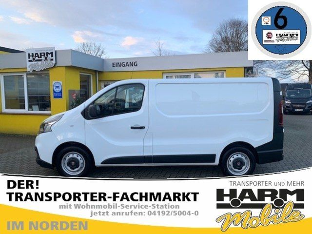 FIAT Talento Kastenwagen L1H1 2.0 120 PS Servicemobil