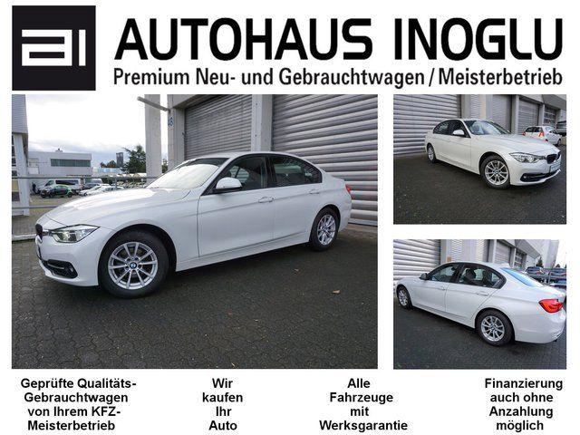 BMW 318i Sport Line Autom. LED Navi Euro 6d-Temp