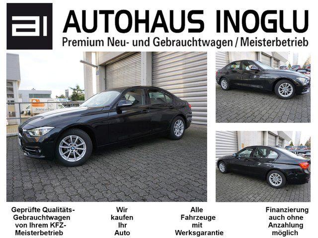 BMW 318 iAutom. Sport Line LED Navi Euro6