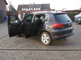 VW Tiguan 2.0 Sport Lounge BMT TDI Navi Klima