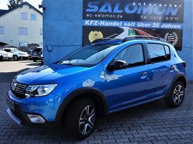 Dacia Sandero-Stepway,,Klima-EFH NAVI+PDC-ZV