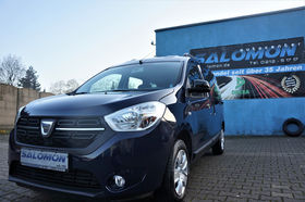 Dacia Dokker Laureate-1.Hand-KLIMA- Werksgarantie-EFH-
