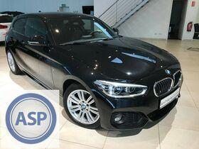 BMW 125 i M Sport+NAVI+LED+SOUNDSYSTEM+ALCANTARA+HIFI+PDC+
