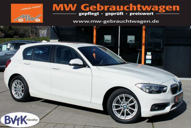 BMW 118i 5-trg. Advantage Steptronic Schiebedach SHZ