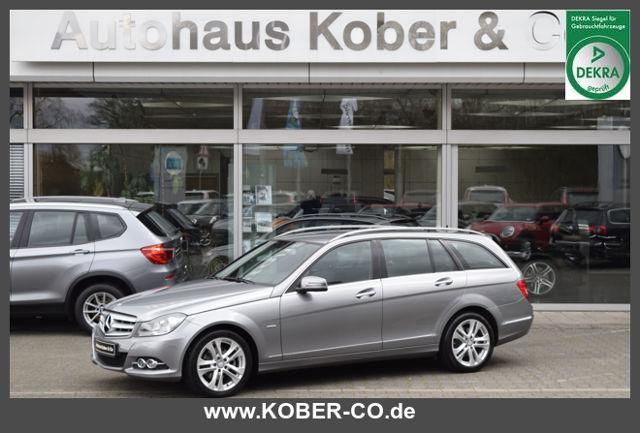 Mercedes-Benz C 220 T CDI BlueEfficiency Automatik Leder Navi