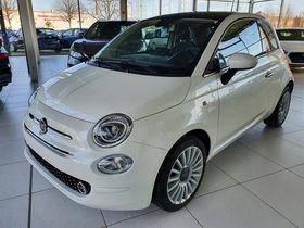 Fiat 500 1.2 Lounge -Skydome-Navi-Klimaauto-PDC-