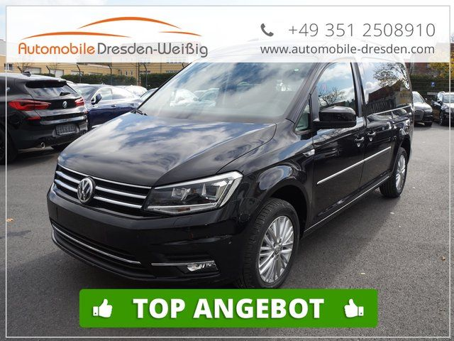 VW Caddy 1.4 TSI Maxi Highline-DSG-ACC-EU6d Temp