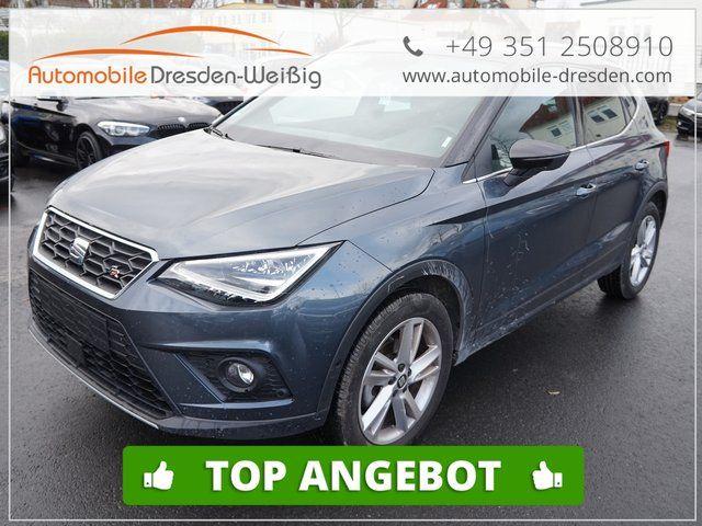 SEAT Arona 1.0 TSI FR-Navi-DAB-Kamera-KeyGo-WLTP