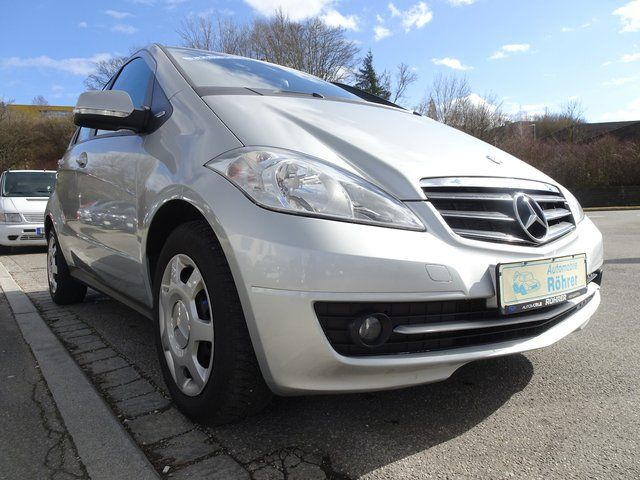 MERCEDES-BENZ A 160 BlueEfficiency Klima Bluetooth